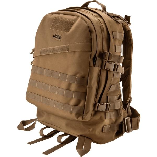 Loaded Gear GX-200 Dark Earth Tactical Backpack
