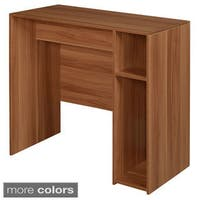 Porch & Den Gold Brook Niche No Tools Assembly 31-inch Wood Desk