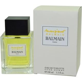 Monsieur Balmain Men's 3.3-ounce Eau de Toilette Spray