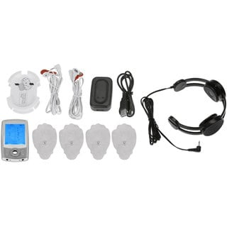 PCH Plus Digital Pulse Massager - Neck Combo Set
