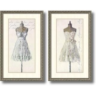 Framed Art Print 'Tres Jolie and Elegante - set of 2' by Leila 20 x 32-inch Each https://ak1.ostkcdn.com/images/products/10007665/P17156099.jpg?_ostk_perf_=percv&impolicy=medium