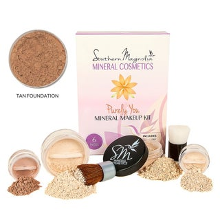 Purely You Natural Minimalist 6-piece Mineral Makeup Kit (More options available)