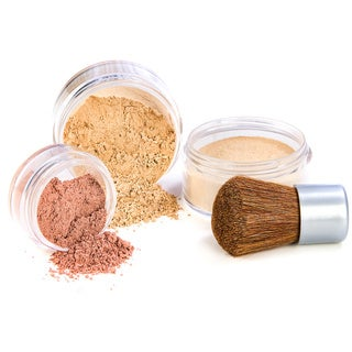 Essential Mineral Makeup Minimalist Beauty 4-piece Kit (More options available)