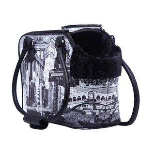 PetStairz Graphic Print Pet Carrier