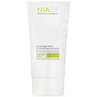 NIA 24 Decolletage and Hands 5-ounce Sun Damage Repair
