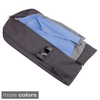 Household Essentials Travel Suit Bag with Shoulder Strap