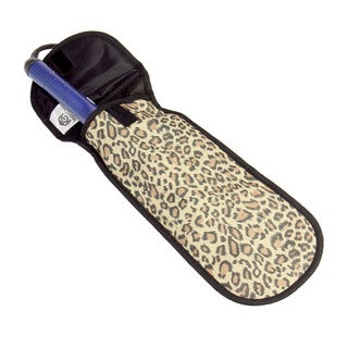 Household Essentials Leopard Curling and Flat Iron Cover