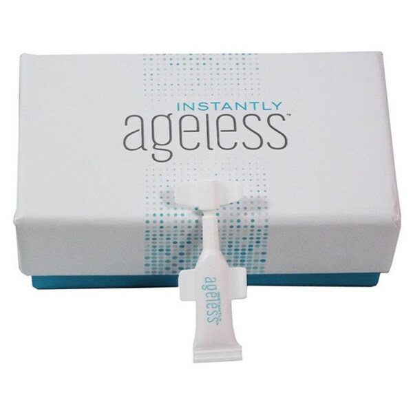 Instantly Ageless 15ml Anti-wrinkle Microcream Anti-aging Serum - White