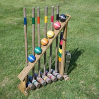 Franklin Sports Vintage Croquet Set