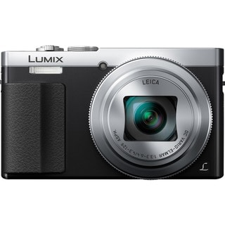 Panasonic Lumix DMC-ZS50 12 Megapixel Compact Camera - White