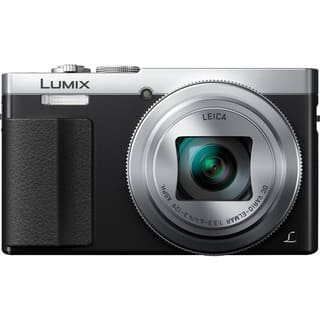 Panasonic Lumix DMC-ZS50 12 Megapixel Compact Camera - White|https://ak1.ostkcdn.com/images/products/10007858/P17156238.jpg?impolicy=medium