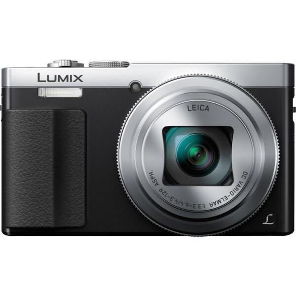 Panasonic Lumix DMC-ZS50 12 Megapixel Compact Camera - White
