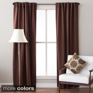 Arlo Blinds 96-inch Insulated Back Tab Blackout Curtain Panel Pair|https://ak1.ostkcdn.com/images/products/10007889/P17156232.jpg?impolicy=medium