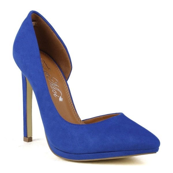 TOI ET MOI Women's Pizza-02 d'Orsay Pointy-toe High Heel Pump