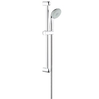 Grohe New Tempesta Classic NTemp 100 Inner Water Shower Rail Set 600 9.5L Chrome