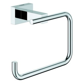 Grohe Essentials Cube Essentials Cube Toilet Paper Holder Chrome