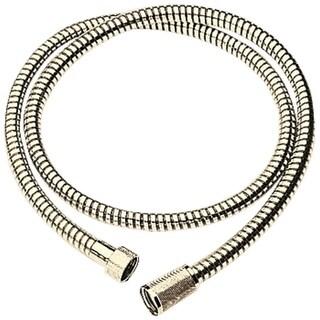 Grohe Relexa Grohe 59-inch Polished Brass Relexaflex Hose Polished Brass