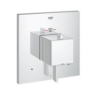 Grohe Eurocube Eurocube Thermostatic Trimset Rapido Bath Chrome