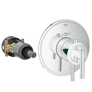 Grohe Atrio Jota Grohflex Timeless Thermostatic Kit 1 Chrome
