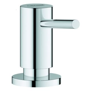 Grohe Soap Dispenser Super Steel