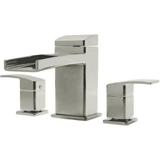 Pfister Kenzo Shower Trim 06 Kz R/ T 3H 2-handle Brushed Nickel