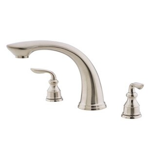 Pfister Avalon Shower Trim 06 R/ T 3H 2-handle Brushed Nickel