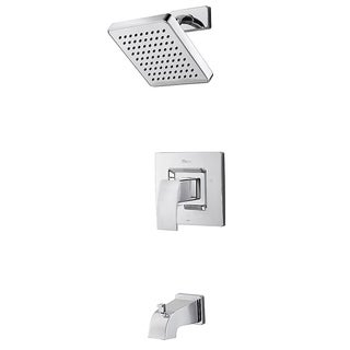 Pfister Kenzo Shower Trim Kz Trim Kit 1Hdl Eco Polished Chrome