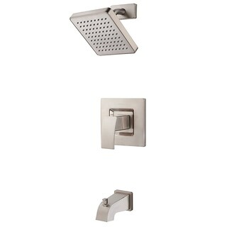 Pfister Kenzo Shower Trim Kz Trim Kit 1Hdl Eco Brushed Nickel