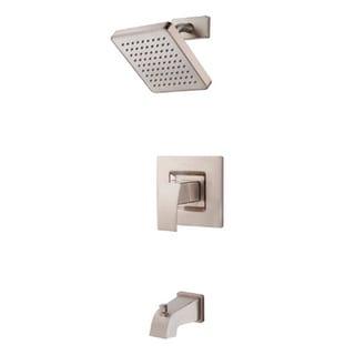 Pfister Kenzo Shower Trim R89 Kz Trim Kit Brushed Nickel