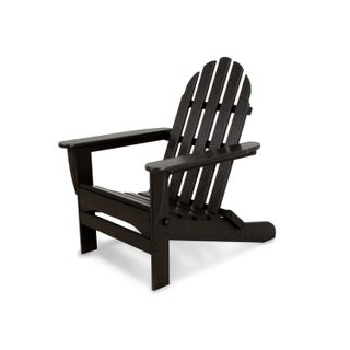 Ivy Terrace Classics Folding Adirondack Weather-proof Patio Chair
