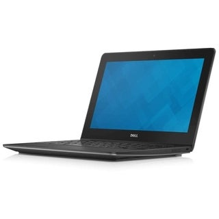 "Dell Chromebook 11 11.6"" LCD Chromebook - Intel Celeron N2840 Dual-co"