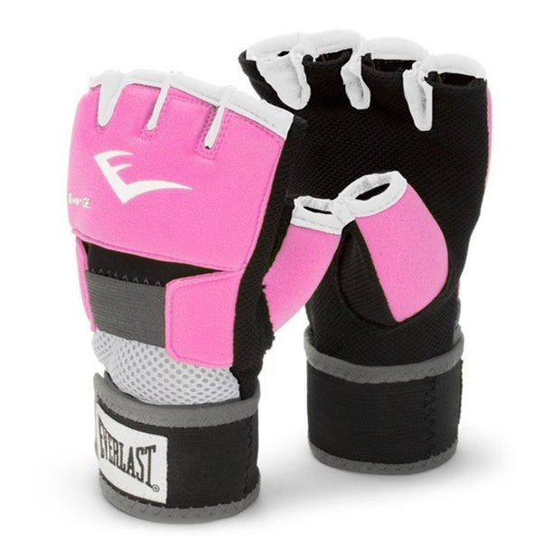 Everlast Womens Pink Evergel Hand Wraps