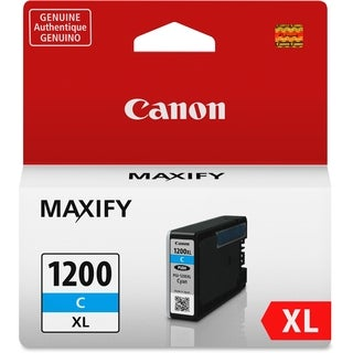 Canon PGI-1200 XL Original Ink Cartridge - Cyan