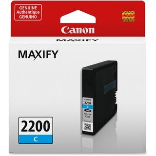 Canon PGI-2200 Original Ink Cartridge - Cyan