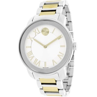 Movado Women's 3600208 Bold Round Two-tone Bracelet Watch