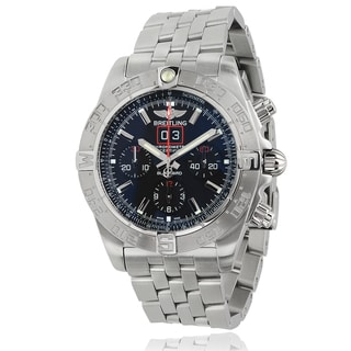 Breitling Men's BRL-A4436010-BB71 Limited Edition Blackbird Link Band Watch