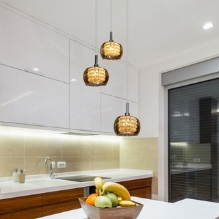 Access Lighting Glam 3-light Pendant