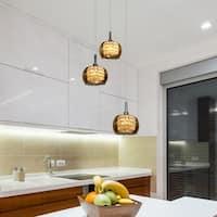 Access Lighting Glam 3-light Pendant