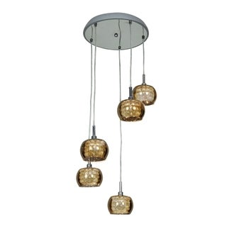 Access Lighting Glam 5-light Pendant
