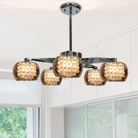 Access Lighting Glam 5-light Chandelier