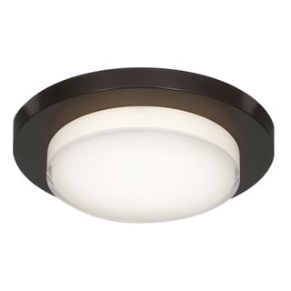 Access Lighting Link LED Wall/ Flush Mount, Bronze