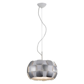 Access Lighting Layers LED 14-inch Pendant, Chrome