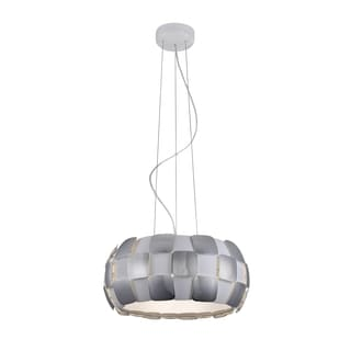 Access Lighting Layers LED 18-inch Pendant, Chrome