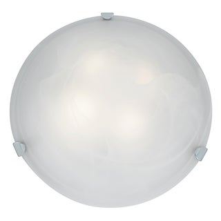 Access Lighting Mona LED 20-inch Wall/ Flush Mount, Chrome