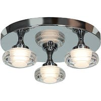 Access Lighting Optix LED 14-inch Flush Mount
