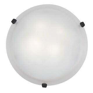 Access Lighting Mona LED 16-inch Wall/ Flush Mount, Rush