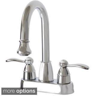 Belle Foret 4-inch Centerset High-arc Bathroom Faucet