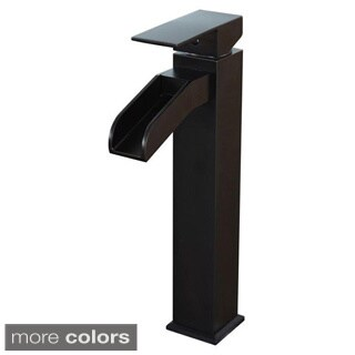 Belle Foret Single Hole High-arc Bathroom Faucet