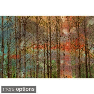 Marmont Hill Art Collective 'Through the Trees' Canvas Art