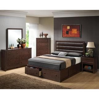 Draize 4-piece Bedroom Collection
